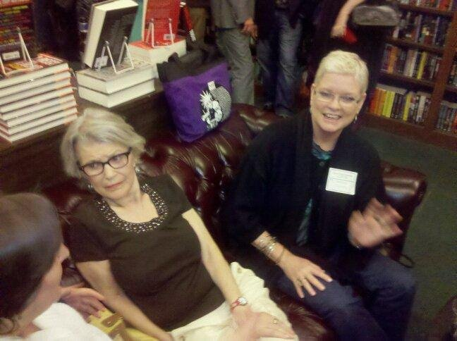 Thrillerfest Party at Otto's